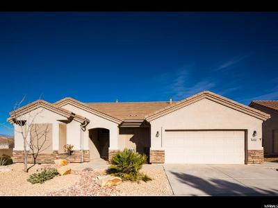 Single Family Home For Sale: 4859 S Morane Manor Dr