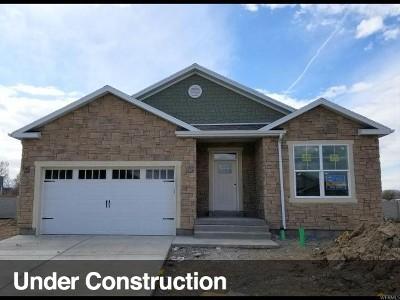 West Jordan Single Family Home For Sale: 7874 S Grantown Ct #24