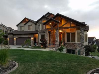 Draper Single Family Home For Sale: 1263 E Wild Maple Ct
