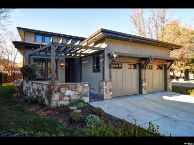 Murray Townhouse For Sale: 4712 S Millrace Ln