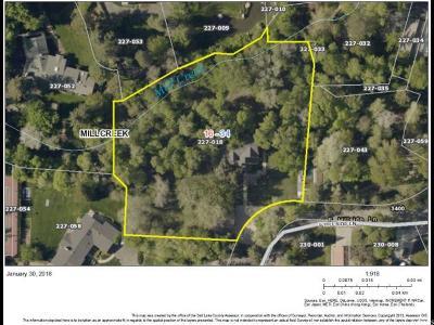 Salt Lake City Residential Lots & Land For Sale: 3500 S Hillside Ln E