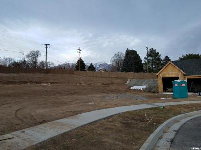 Orem Residential Lots & Land For Sale: 38 W 2030 S