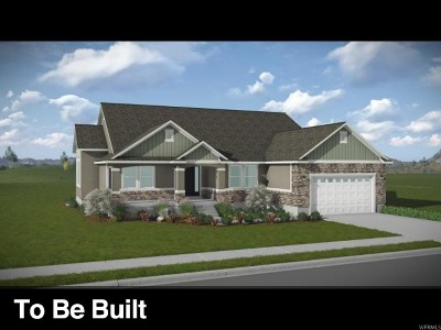 Draper Single Family Home Under Contract: 14992 S Springtime Rd #260