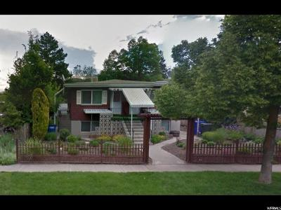 Salt Lake City Multi Family Home For Sale: 1517 S Lincoln St E