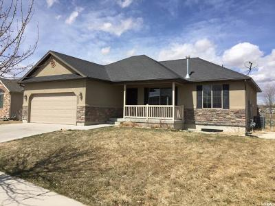 Eagle Mountain Single Family Home For Sale: 2143 E Partridge Ln