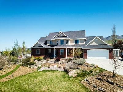 North Logan Single Family Home For Sale: 1697 E 3450 N