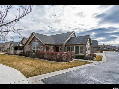 West Jordan Single Family Home For Sale: 2974 Abbey Cir
