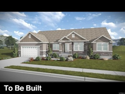 Draper Single Family Home For Sale: 14917 S Auburn Sky Dr #126