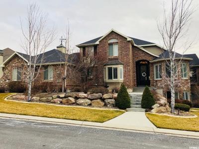 Draper Single Family Home For Sale: 13474 S Fair Hill Ct E