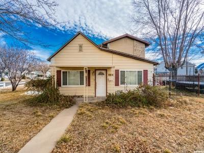 Single Family Home For Sale: 690 N 300 E