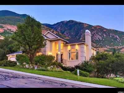 Draper Single Family Home For Sale: 2148 E Montane Dr S