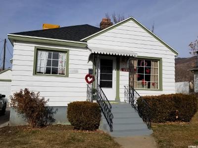 Ogden Single Family Home For Sale: 1354 E 23rd