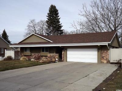 Salt Lake City Single Family Home For Sale: 2129 E Wilmott Dr