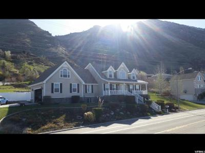 Provo Single Family Home For Sale: 3962 N Foothill Dr