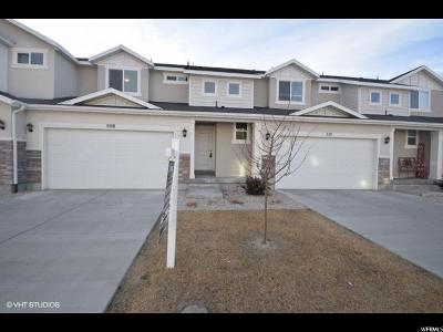 American Fork Townhouse For Sale: 508 W Green Spring Way N