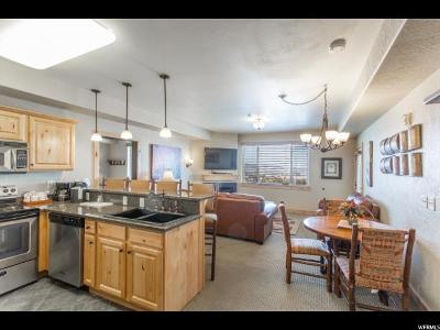 Park City Condo For Sale: 2669 Canyons Resort Dr #202