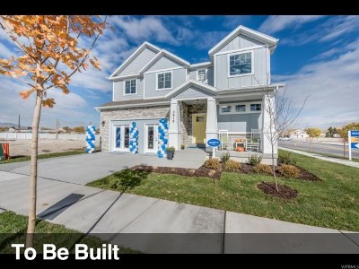 West Jordan Single Family Home For Sale: 2872 W Nairn Way S #32