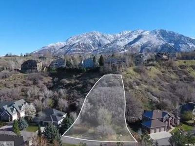 Cottonwood Heights Residential Lots & Land For Sale: 2791 E Water Vista Way