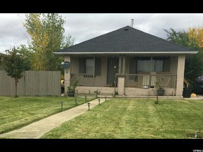 Ogden Single Family Home For Sale: 1026 7th