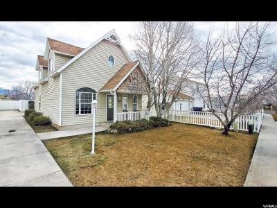 Spanish Fork Single Family Home For Sale: 817 W 180 N