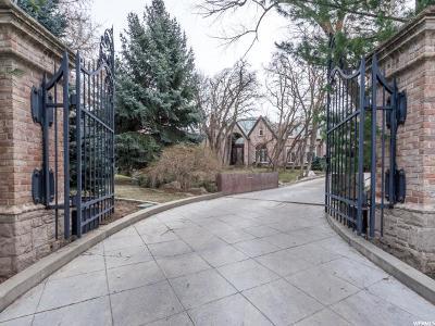 Salt Lake City Single Family Home For Sale