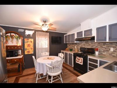 Salt Lake City Single Family Home For Sale: 1282 W Waxwing St S
