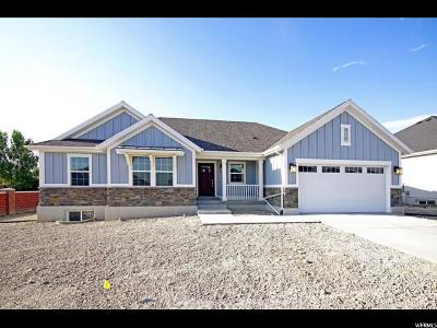 Riverton Single Family Home For Sale: 2623 W 11780 S