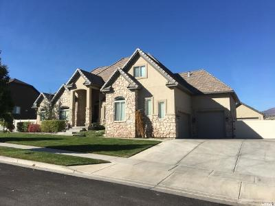 Herriman Single Family Home For Sale: 14632 S Juniper View Dr.