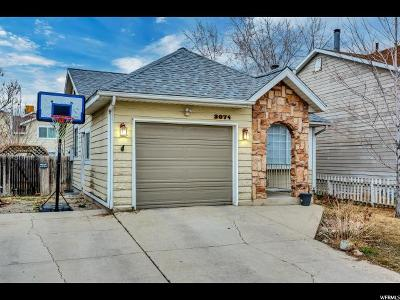 West Jordan Single Family Home For Sale: 3074 W Green Acre Dr