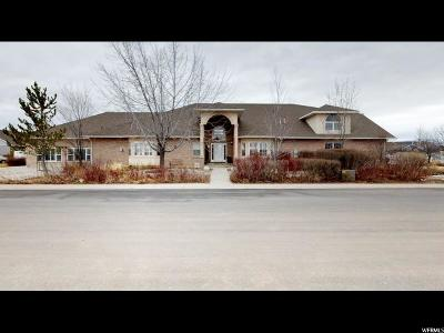 Preston Single Family Home For Sale: 1120 N Fairway Dr