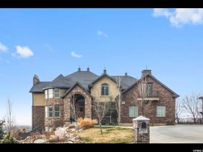 Farmington Single Family Home For Sale: 1527 N Comptons Pt
