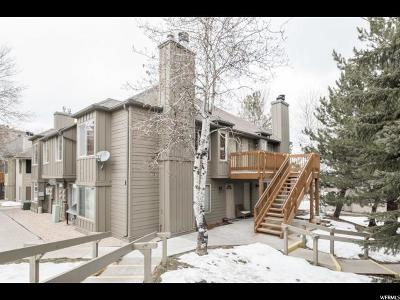 Park City Condo For Sale: 2100 Canyons Resort Dr #17 B-1