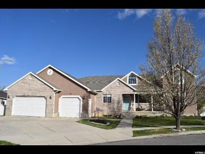 Lehi Single Family Home For Sale: 185 E Centennial Cv N