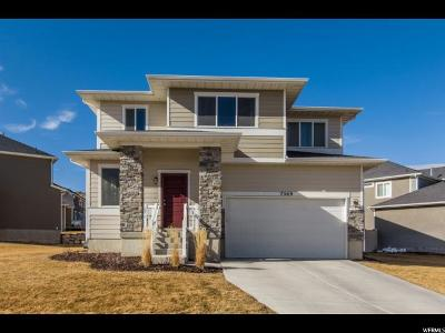 Eagle Mountain Single Family Home For Sale: 7569 N Evans Ranch Dr