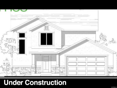 American Fork Single Family Home For Sale: 241 W 180 S #19A