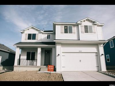 Eagle Mountain Single Family Home For Sale: 7568 N Silver Park Dr #1519