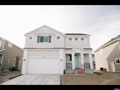 Eagle Mountain Single Family Home For Sale: 7519 N Silver Park Dr #1508