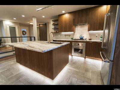 Salt Lake City Single Family Home For Sale: 4660 S Westview E