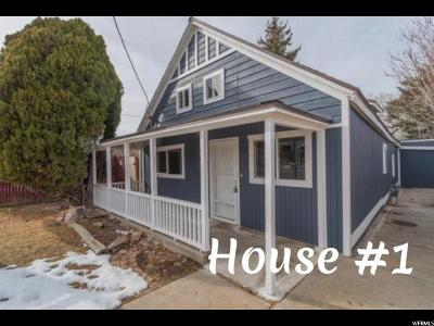 Tooele Single Family Home For Sale: 77 N Third St E