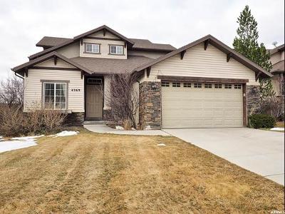 Lehi Single Family Home For Sale: 4269 N Pheasant Run Ct.