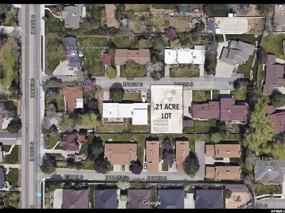 Millcreek Residential Lots & Land For Sale: 2048 E 3035 S