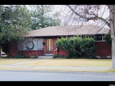 Orem Single Family Home For Sale: 400 S 888 E