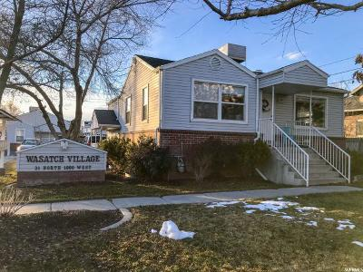 Provo Multi Family Home For Sale: 31 N 1000 W