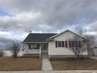Eagle Mountain Single Family Home For Sale: 1479 E Falcon Ln