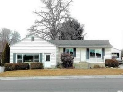 American Fork Single Family Home For Sale: 34 W 100 North N