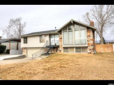 Sandy Single Family Home For Sale: 1727 E Ski View S