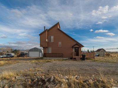 Grantsville Single Family Home For Sale: 682 N Highway 138