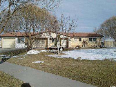 Tremonton Single Family Home For Sale: 975 W Century Dr S