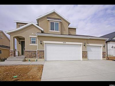 Lehi Single Family Home For Sale: 3179 N Meadow View Dr