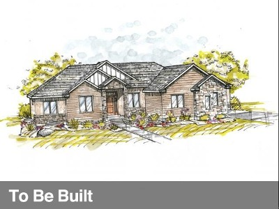 South Rim Single Family Home For Sale: 2597 W Ridgeline Rd #454